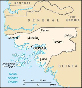 Scheda: Guinea Bissau