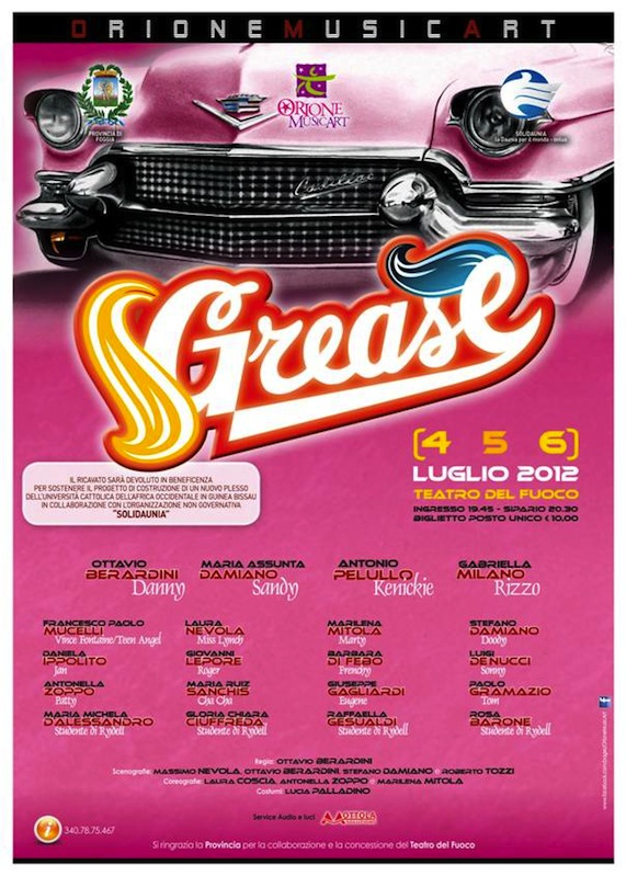 Grease per Solidaunia