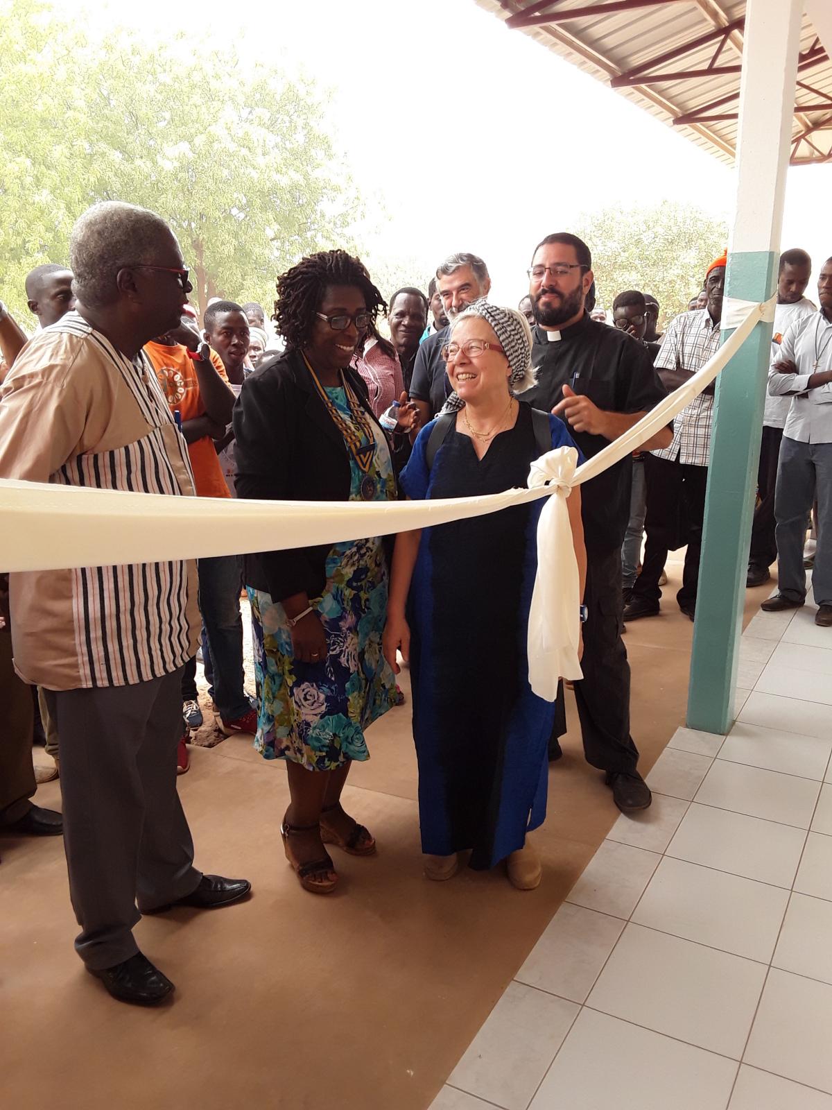 Inaugurazione Punto nascita a Bigene