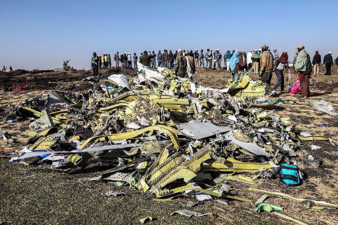 Tragedia Ethiopian Airlines